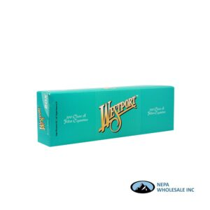 Westport King Menthol Light