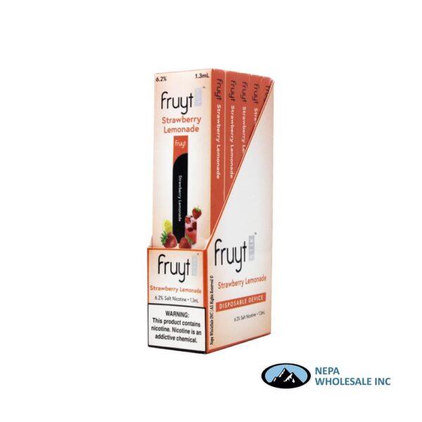 Fruyt Stik 6.2% Strawberry Lemonade