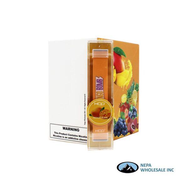 HQD Stark Disposable 5% Mango Bomb
