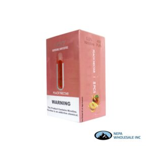 HQD Rosy Disposable 5% Peach Nector