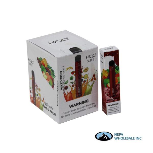 HQD Super Disposable 5% Mixed Fruit 15PK