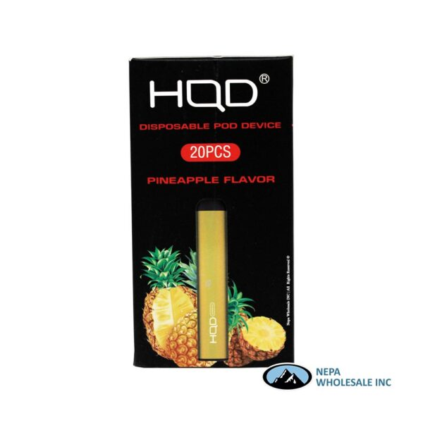 HQD Maxim Disposable 5% Pineapple