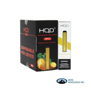 HQD Maxim Disposable 5% Pineapple