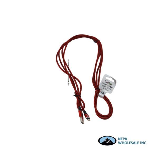 Cell Tekk USB I-7 10ft 10CT