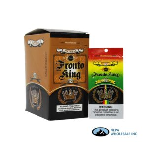 Fronto King Dark 2 Wraps Wizzla 12CT