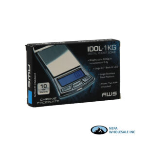 Scale AWS Idol-1KG Digital Pocket Scale