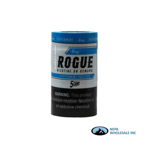 Rogue 6mg Peppermint Pouches