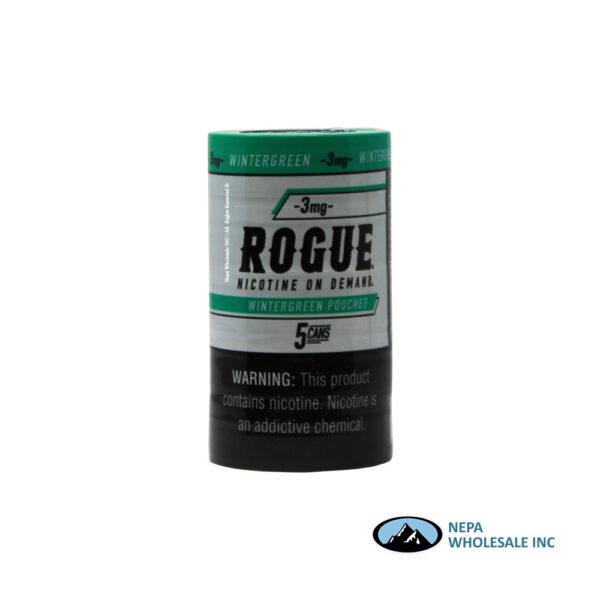 Rogue 3mg Wintergreen Pouches