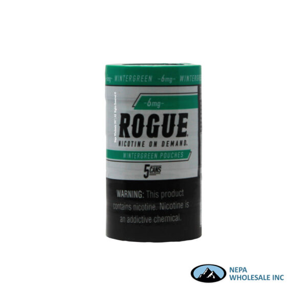 Rogue 6mg Wintergreen Pouches