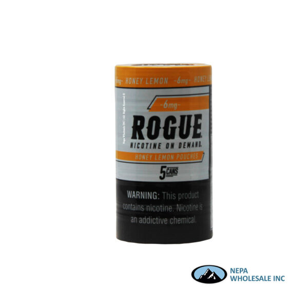 Rogue 6mg Honey Lemon Pouches