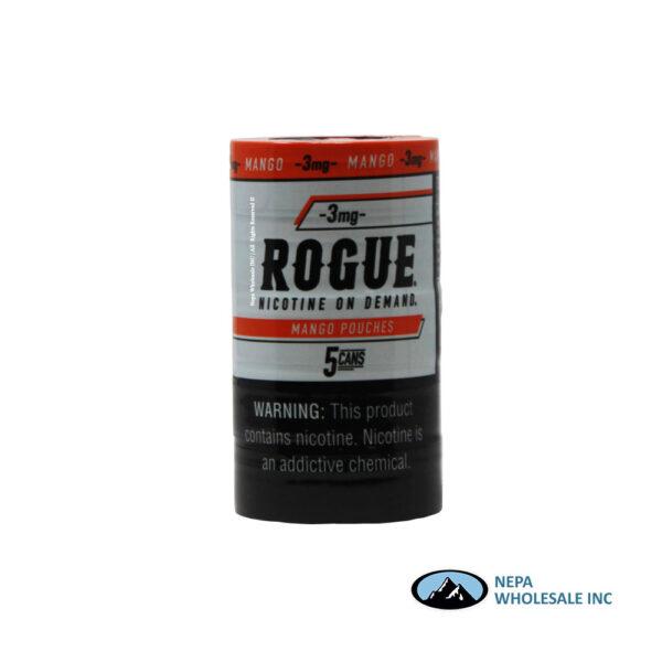 Rogue 3mg Mango Pouches