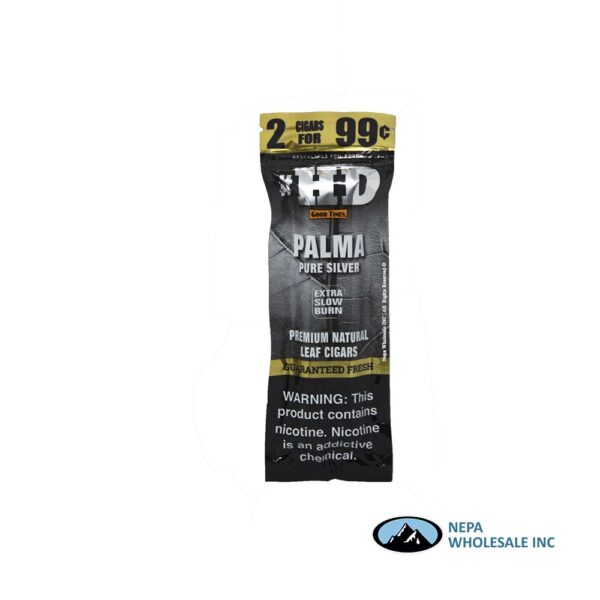 GT HD 2 for $0.99 Palma Silver