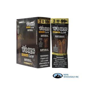 GT Woods 2 for $0.99 Natural
