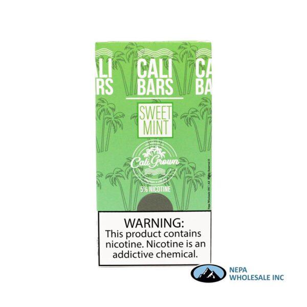 Cali Bars 5% Sweet Mint