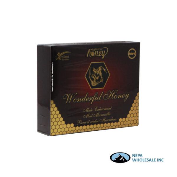 Wonderful Honey 15g-12 Sachets