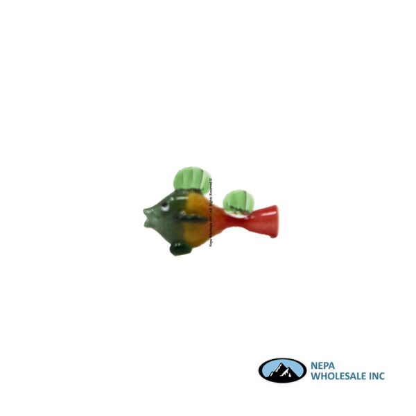 Pipe 2.5 Inch Fish