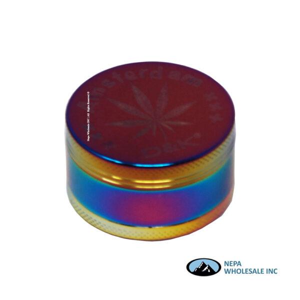 Grinder 3 Part 44mm rainbow