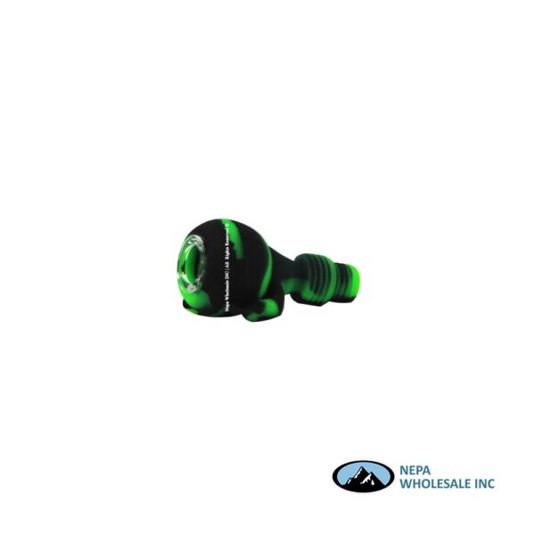 Pipe 14mm Claw Silicon Bowl
