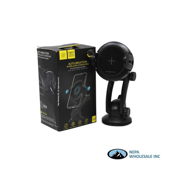 Auto Induction Wireless Charging 1CT