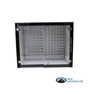 Jewelry 288 CT Cubic Zeronic 4 Sided Display
