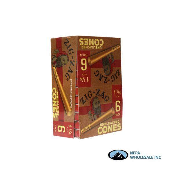 Zig Zag Cone 1 1/4 24 Packs