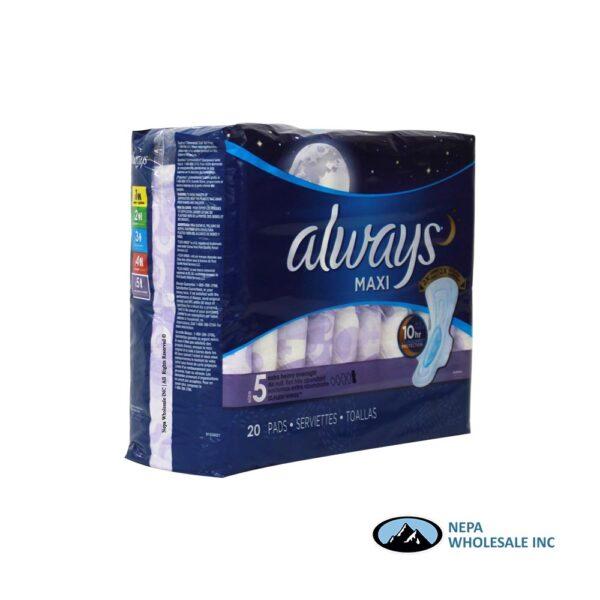 Always Maxi 20 Pads