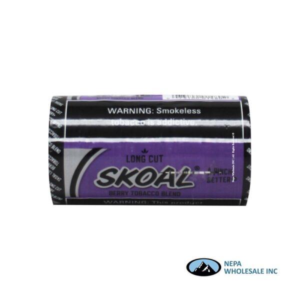 Skoal 5-1.2oz Long Cut Berry