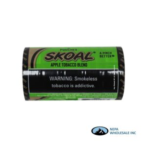 Skoal 5-0.82oz Apple Pouches