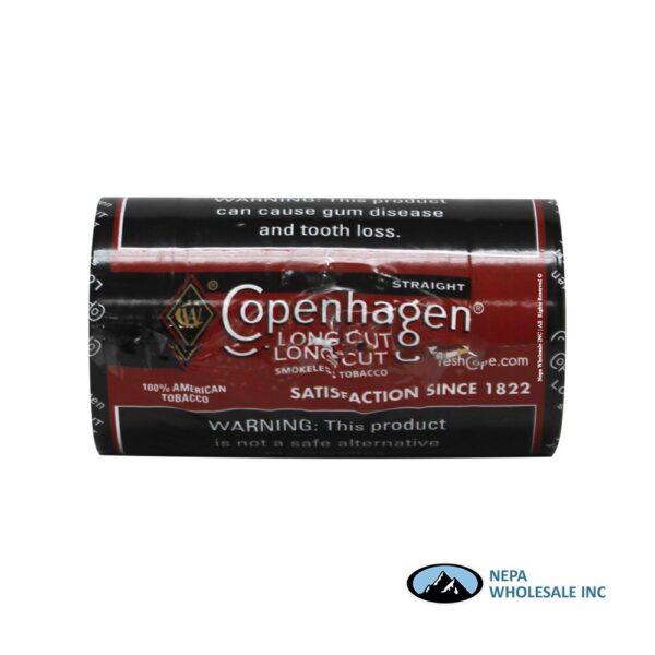 Copenhagen 5-1.2oz Long Cut Straight