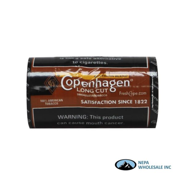 Copenhagen 5-1.2oz Long Cut Southern Blend