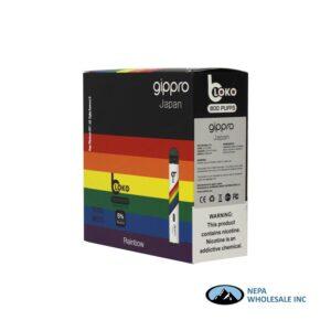Bloko Disposable 5% Rainbow 10PK
