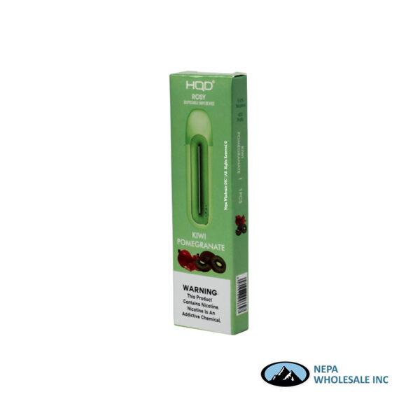 HQD Rosy Disposable 5% Kiwi Pomegranate 8PK