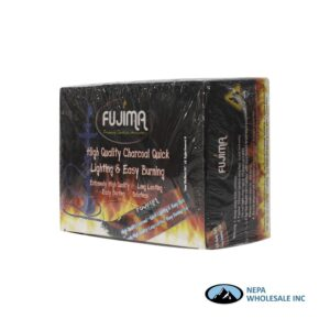 Fujima Charcoal 40mm 10PK
