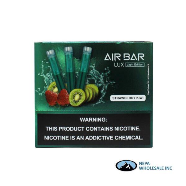 Air Bar Lux Strawberry Kiwi 1x10PK