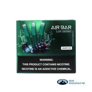 Air Bar Lux Grape Ice 1x10PK