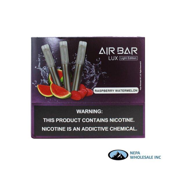 Air Bar Lux Raspberry Watermelon 1x10PK