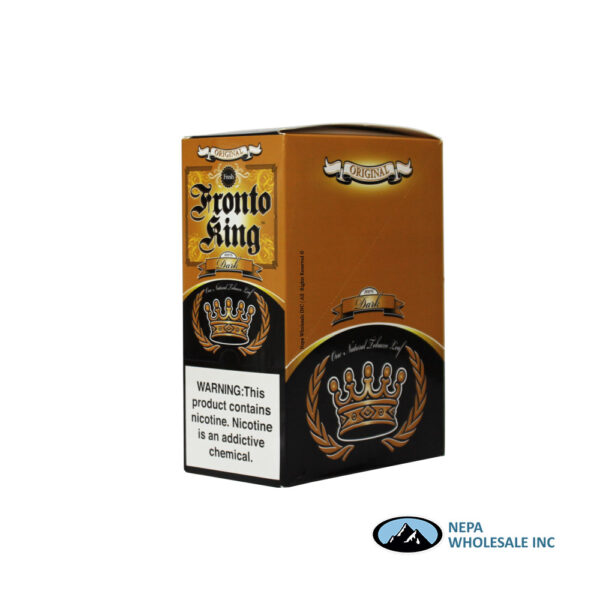 Fronto King Dark Wraps 12CT Mango