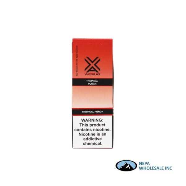 Vaporlax Disposable 5% Tropical Punch 10PK