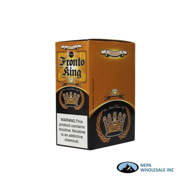 Fronto King Dark Wraps 12CT Smooth