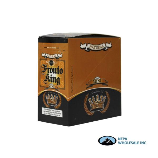 Fronto King Dark 2 Wraps Wizzla 12CT