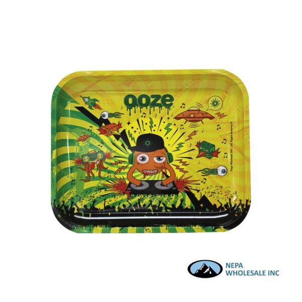 Ooze Metal Tray Large 1CT Dj Loud