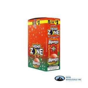 Hemp Zone 5 for $0.99 Mango 15CT