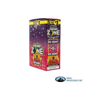 Hemp Zone 5 for $0.99 Bee Berry 15CT