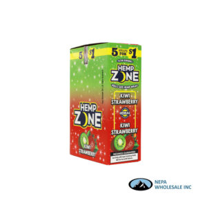 Hemp Zone 5 for $0.99 Kiwi Strawberry 15CT