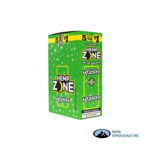 Hemp Zone 5 for $0.99 Kush 15CT