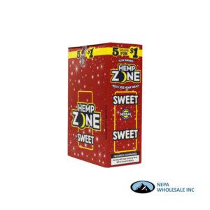 Hemp Zone 5 for $0.99 Sweet 15CT