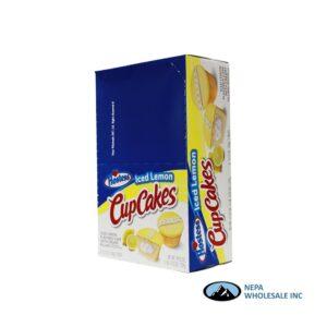 Hostess Cup Cakes Iced Lemon 6-3.17oz