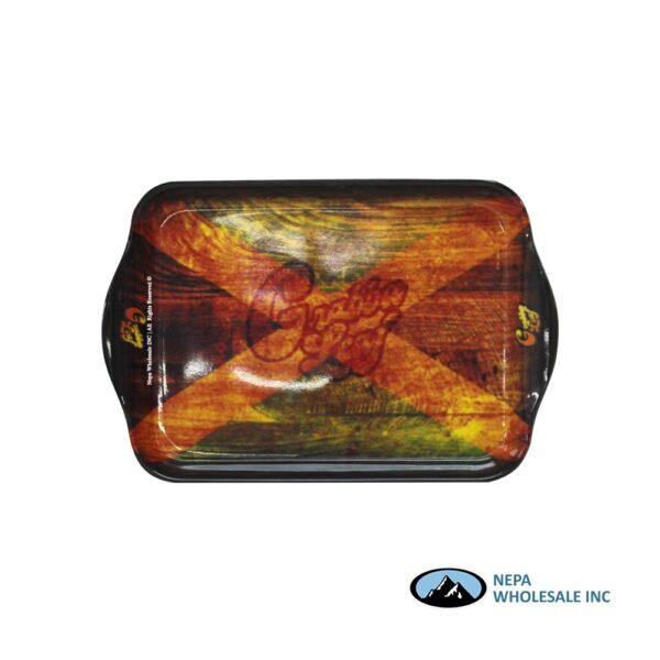 Grabba Tray with Designs 1CT