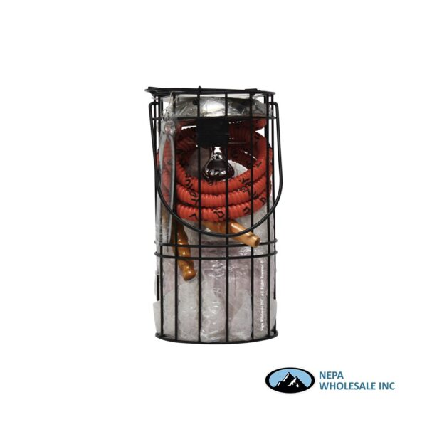 Mya VIP Hookah Kit in Wired Cage 1 CT