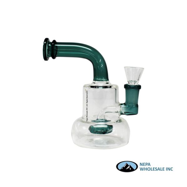 Water Pipe 5 Inch Color Rings